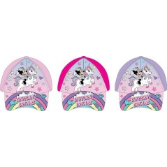 Minnie unicorn Cap