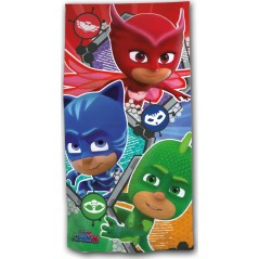 Pj Masks beach towel or bath towel