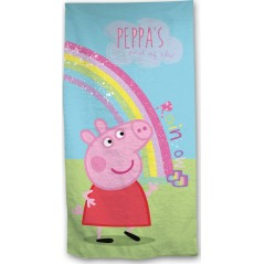 Peppa Pig beach towel or bath towel