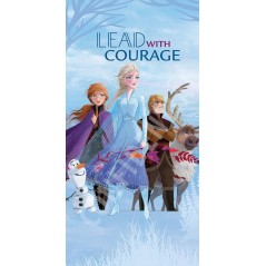 Frozen 2 Disney beach towel or bath towel