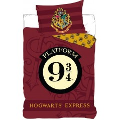 Harry Potter duvet cover - 1 duvet cover 140x200 + 1 pillowcase 63x63cm