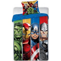 Bed linen Avengers marvel