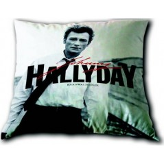 Coussin Johnny Hallyday Rock'n'roll
