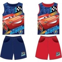 Cars Disney T-Shirt + Kurzes Set