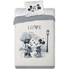 Mickey and Minnie  Love bedding set