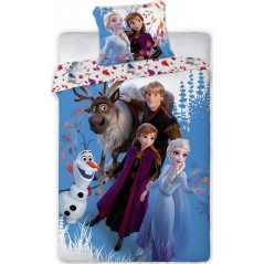 Frozen 2 Duvet Cover - Frozen - 100% cotton