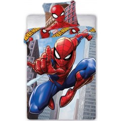 Set copripiumino Spider-Man in cotone