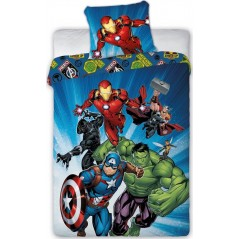 Avengers Duvet cover Cotton