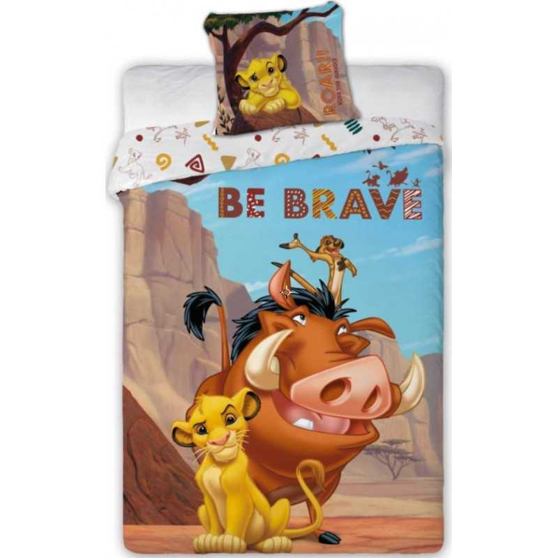 Duvet Cuver Lion King Cotton