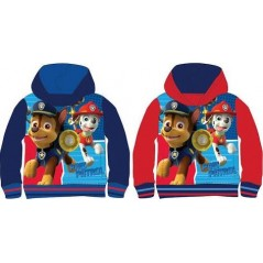 Paw Patrol hooded sweatshirt with 2 pockets - Paw Patrol