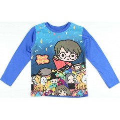 Camiseta de manga larga Harry Potter