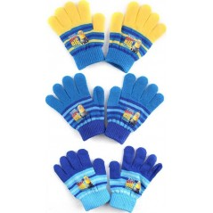 Minions Gloves Set