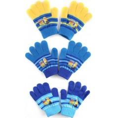 Minions Handschuhe Set