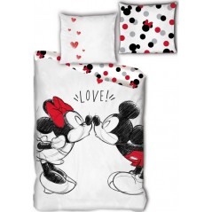 Mickey and Minnie bedding set