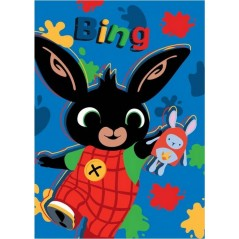 Fleece Blanket Bing