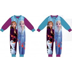 Frozen 2 fleece onesie