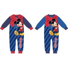 Mickey Disney Fleece Strampler