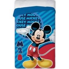 Sengetappe Mickey Disney
