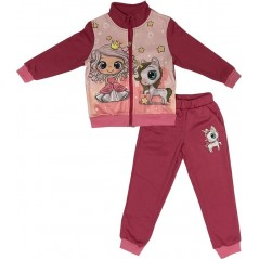 Ensemble Jogging  Licorne