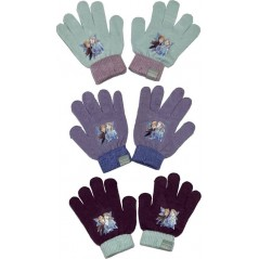 Frozen Disney Gloves Set