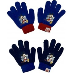 Mickey Disney Gloves Set