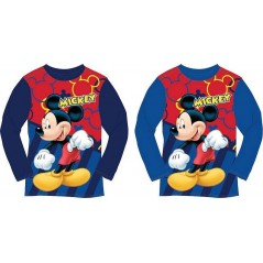 T-shirt a maniche lunghe Mickey Disney