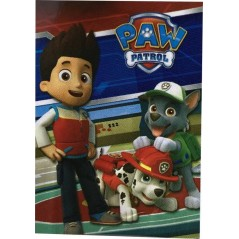 Koc Fleece Paw Patrol
