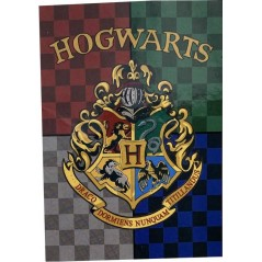 Koc Fleece Harry Potter