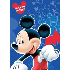 Blanket Mickey Disney