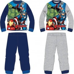 Pajamas Avengers cotton