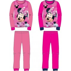 Pyjama Minnie Disney Baumwolle