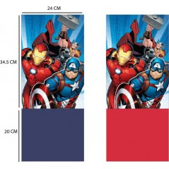 Avengers Neck Cache