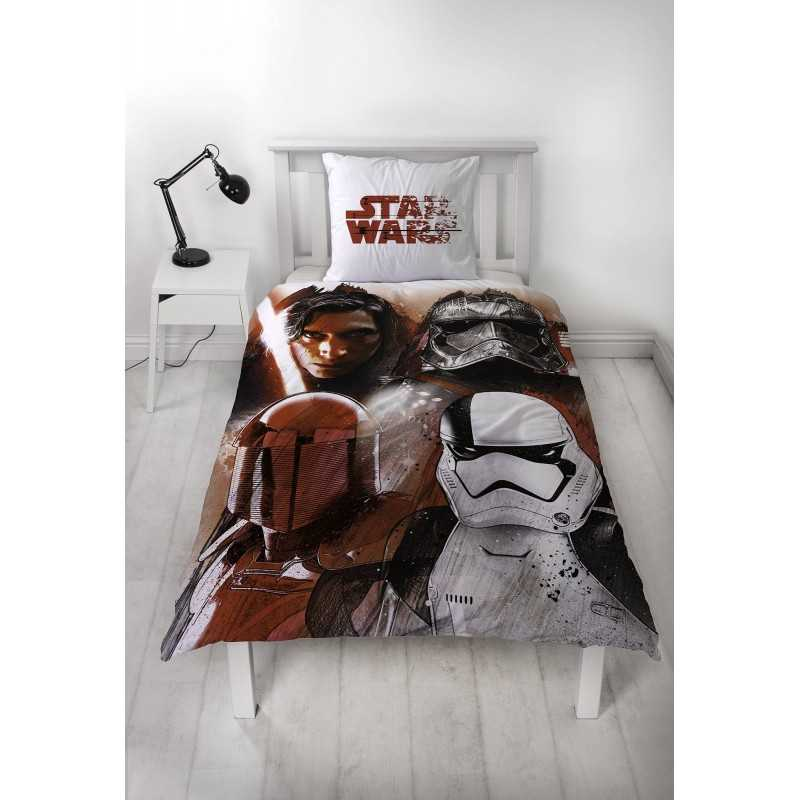 Star Wars bed linen set Flanell