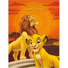Koc Fleece The Lion King Disney