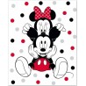 Minnie Disney Fleecedecke