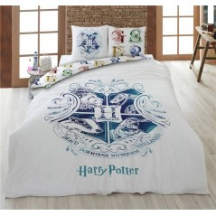 Harry Potter Bettbezug - 1 Bettbezug en Baumwolle
