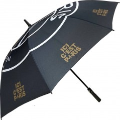 Golf Paris Saint-Germain - PSG - Adult in Black - Automatic Umbrella
