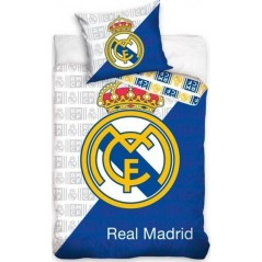 Real Madrid Duvet Cover Set - Cotton