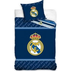 Copripiumino in cotone Real Madrid C.F