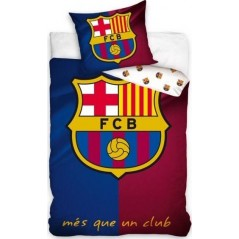 FC Barcelona Cotton Duvet Cover