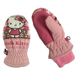 Glove Hello Kitty ski mittens
