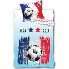 France Foot 1998 - 2018 duvet cover - 1 duvet cover Cotton