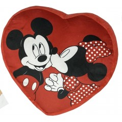 Cuscino forma Minnie