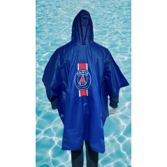 Poncho de pluie Paris Saint Germain Adulte