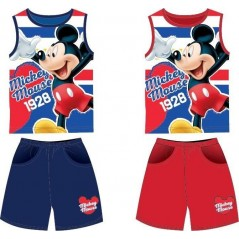 Mickey Disney T-Shirt + Kurzes Set
