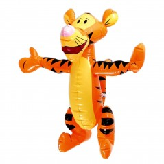 Inflatable character Winnie the pooh, height 50 cm