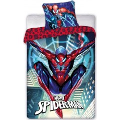Spiderman Duvet Cover Set + Spiderman Pillow Cases