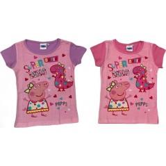 Peppa Pig Kurzarm T-Shirt