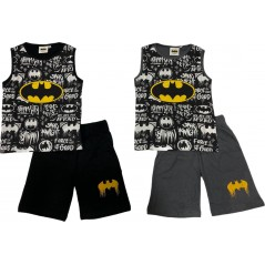 Batman Tank Top + Shorts