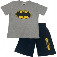 Batman T-Shirt + Kurzes Set